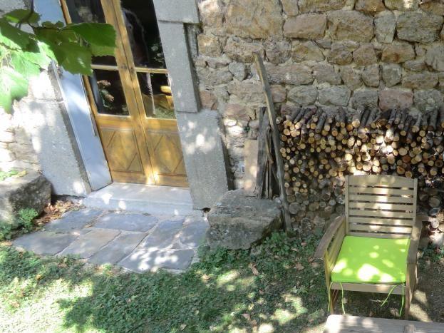 2ème terrasse niveau salon