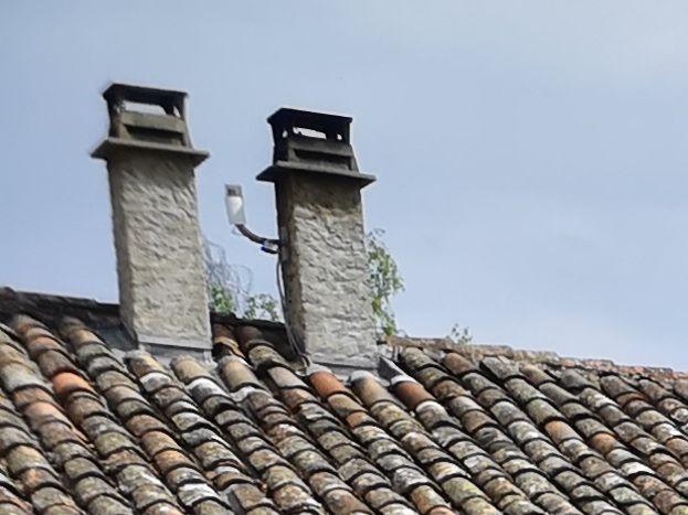 Terrasse du restaurant..