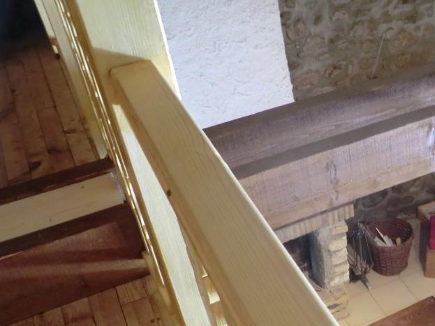 passage de poutre mezzanine