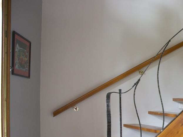 Escalier montant aux étages
