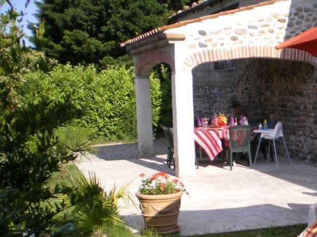 Espace privatif extérieur, terrasse, jardin
