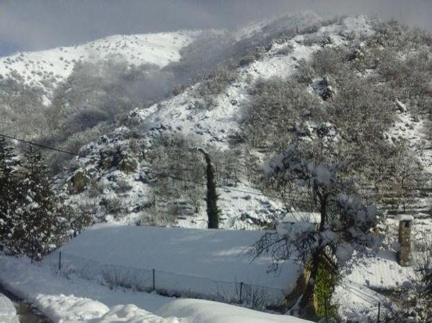 L'hiver à Pereyres