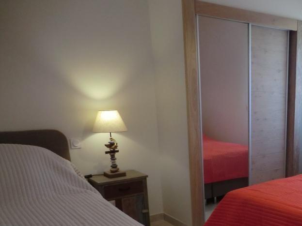 chambre lits 90 et 160