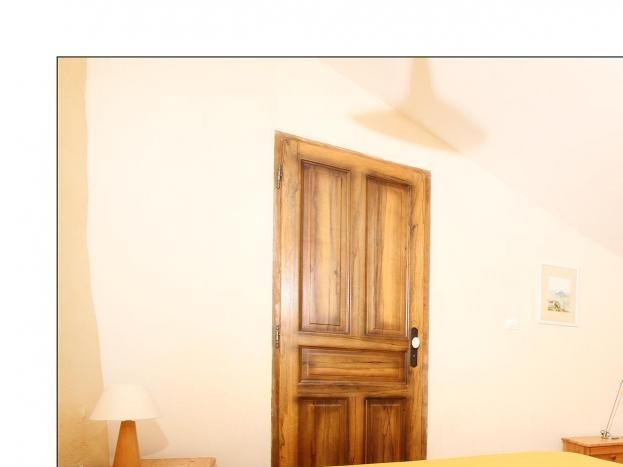 chambre 4 - 2ème étage - 1 lit double 160 et 1 lit 1 personne