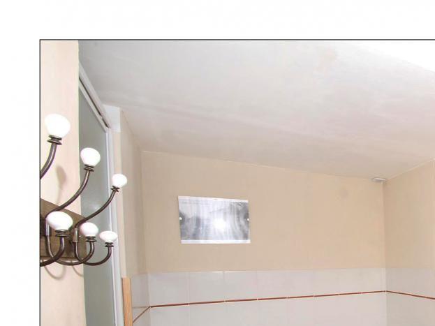 salle de bain - 1er étage - bain et douche