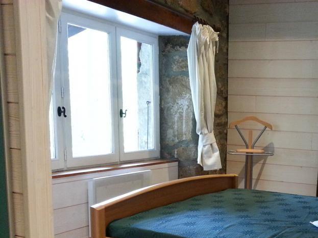 Chambre avec 1 lit de 160 cm