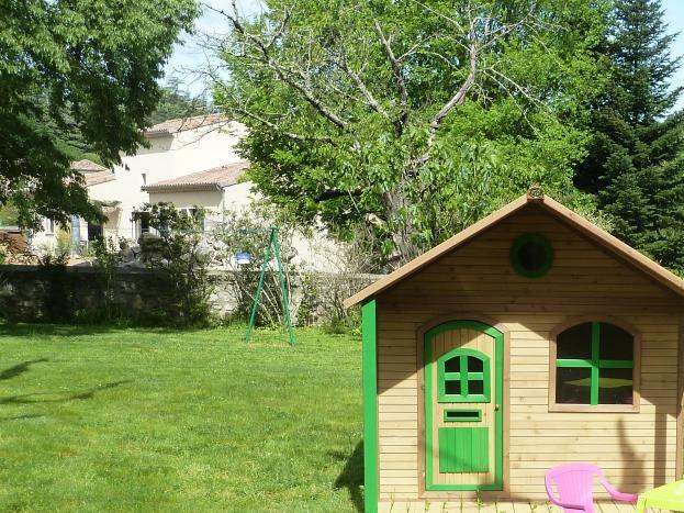 petite maison pour enfant