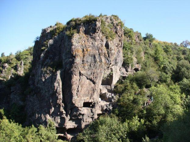 Grottes troglodytes
