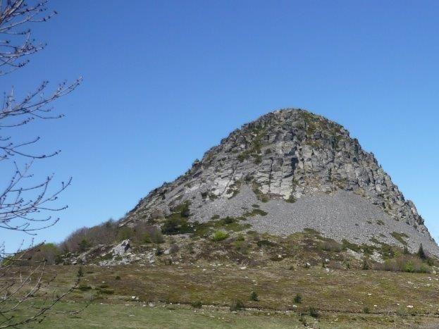 Mont Gerbier de Jonc + sa source de la Loire