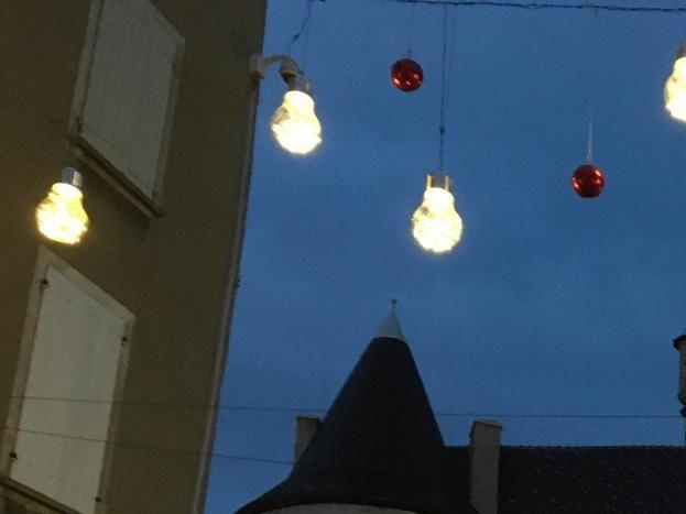 Aubenas le chateau Noêl 2019