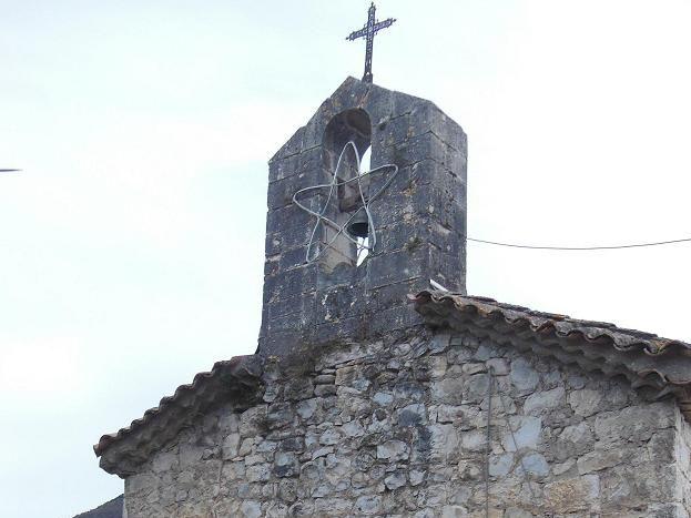Les Salelles chaplelle -  rue des Couradous Ardèche
