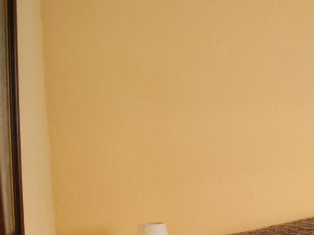 1ère  chambre jaune pour adultes ou parents