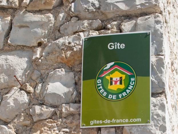 Insigne des gîtes  de France