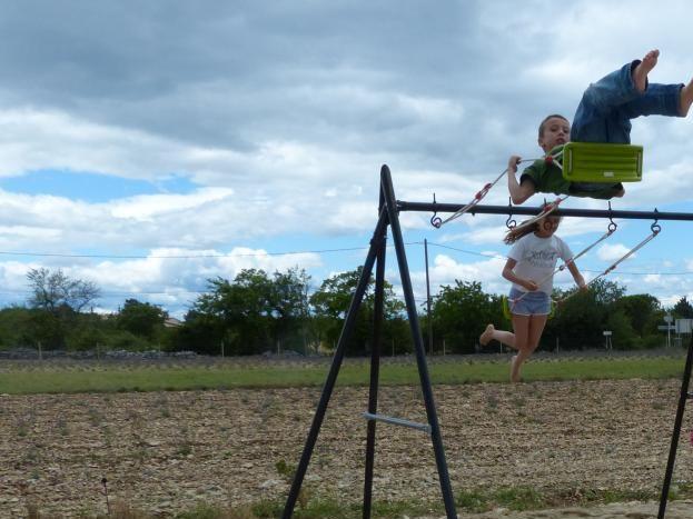 Balançoire / Children's swings