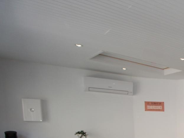 Espace salon d'intérieur, SPA et sauna privatifs