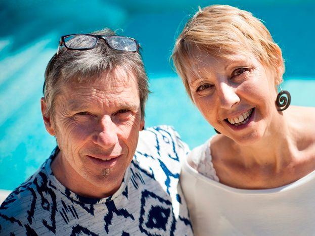Françoise et Claude