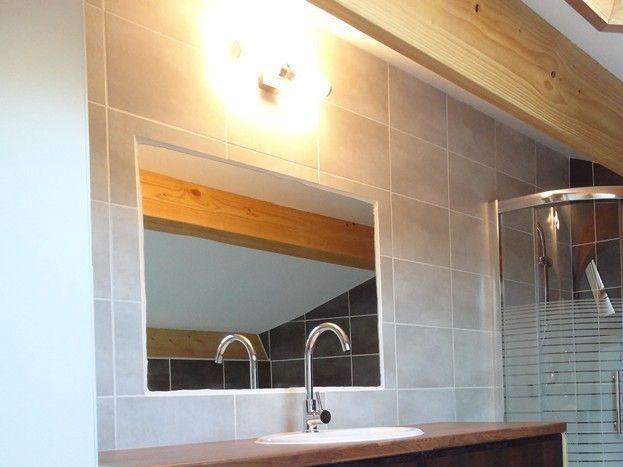 salle d'eau avec wc étage