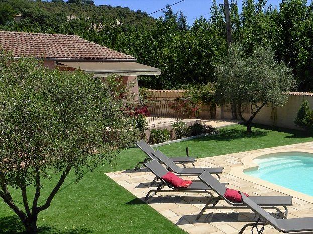 maison d'Antoine piscine