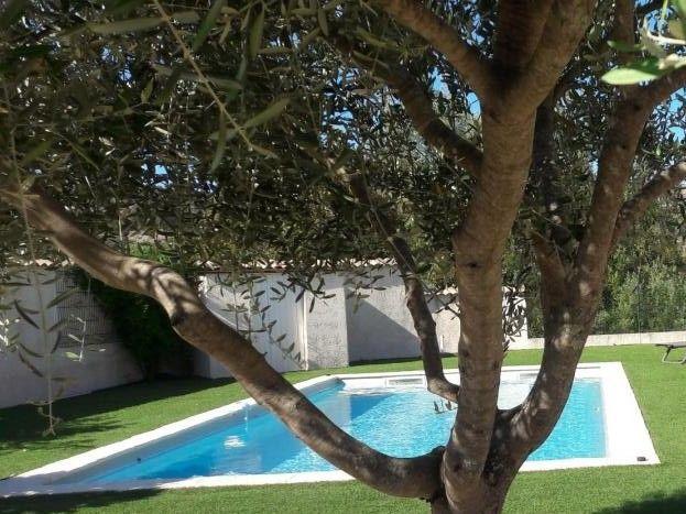 maison d'Aurée piscine