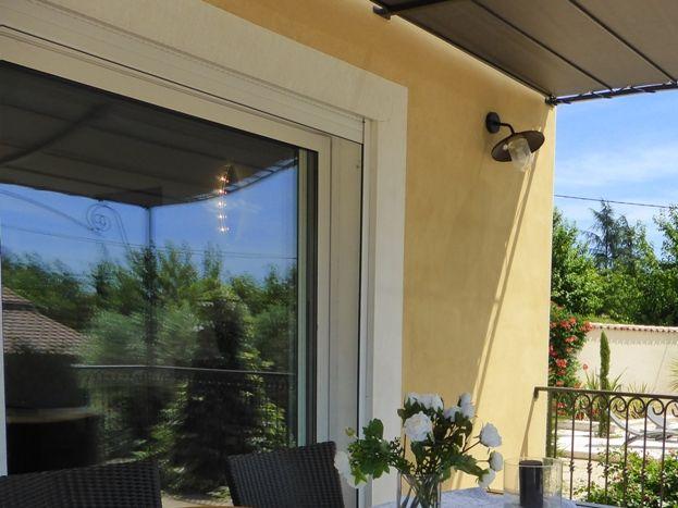 terrasse maison d'Ambre