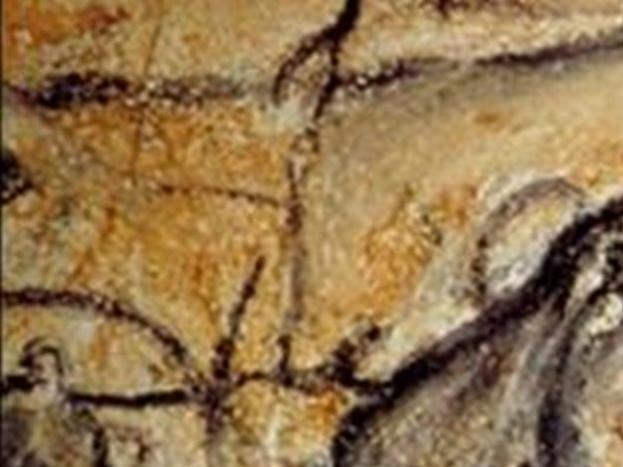 Grotte Chauvet 2 - Ardèche, reconstitution de la grotte Chauvet découverte en 1994