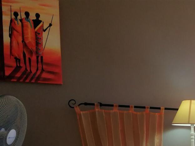 chambre Masaï 1°étage: 2 lits simples côte à côte ou séparés