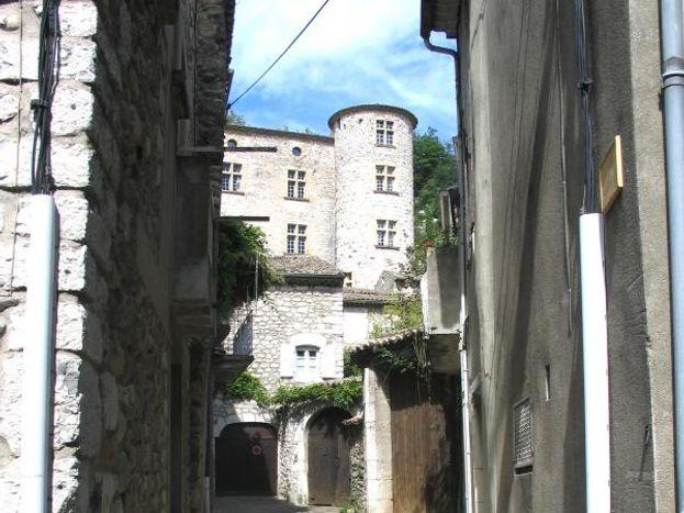 La rue du Bergeot