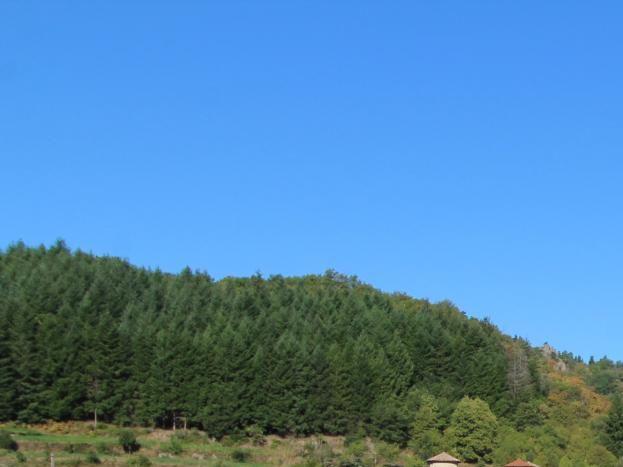 La Dolce Via à 6 km de la ferme de laudie