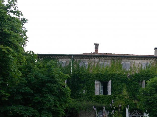 La maison face sud