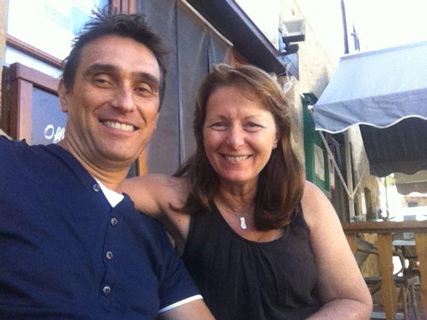 Frédéric et Josiane Dumas