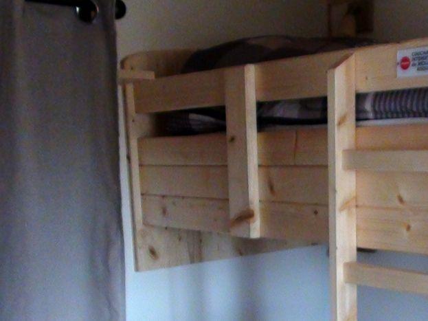 chambre 2 lits le chêne