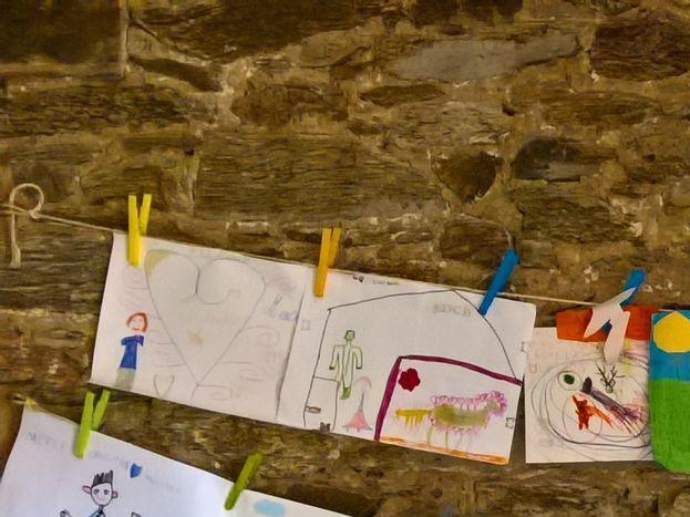 dessins des enfants