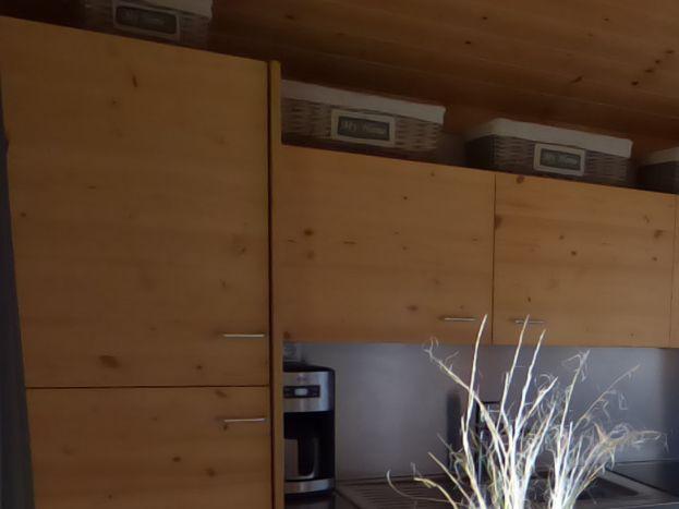 cuisine/séjour chêne panoramique