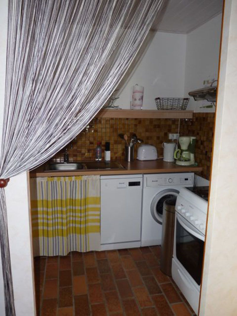 Kitchenette - RDC