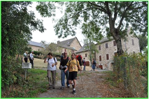 Rando/ 7 chemins de randonnées Topo disponible à la Mairie