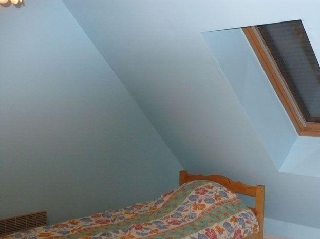 Chambre 2 lits en 90 2éme étage