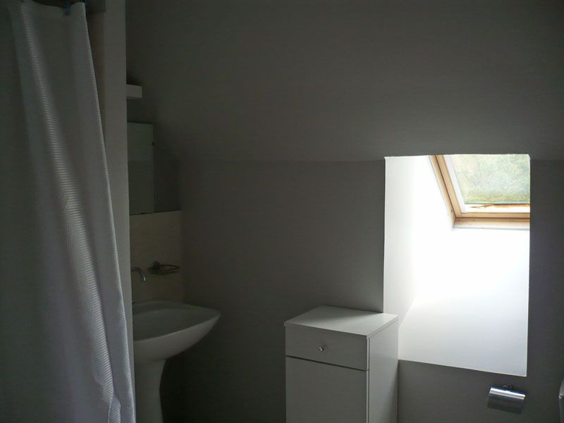 salle d'eau + wc au 2éme étage