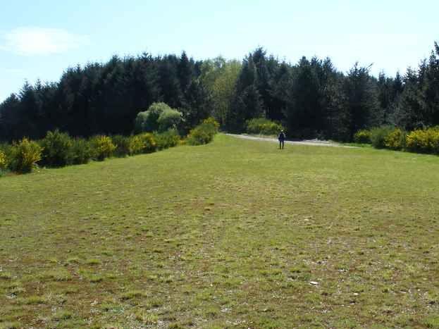 terrain initiation Swing golf