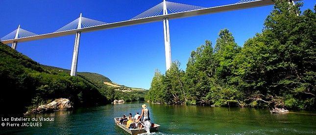 Viaduc de Millau a 33km