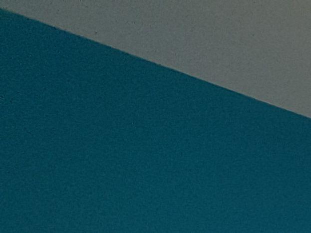 Chambre bleue avec lit en 160