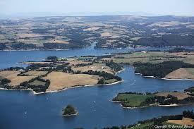 Lac de PARELOUP: baignades, activités nautiques