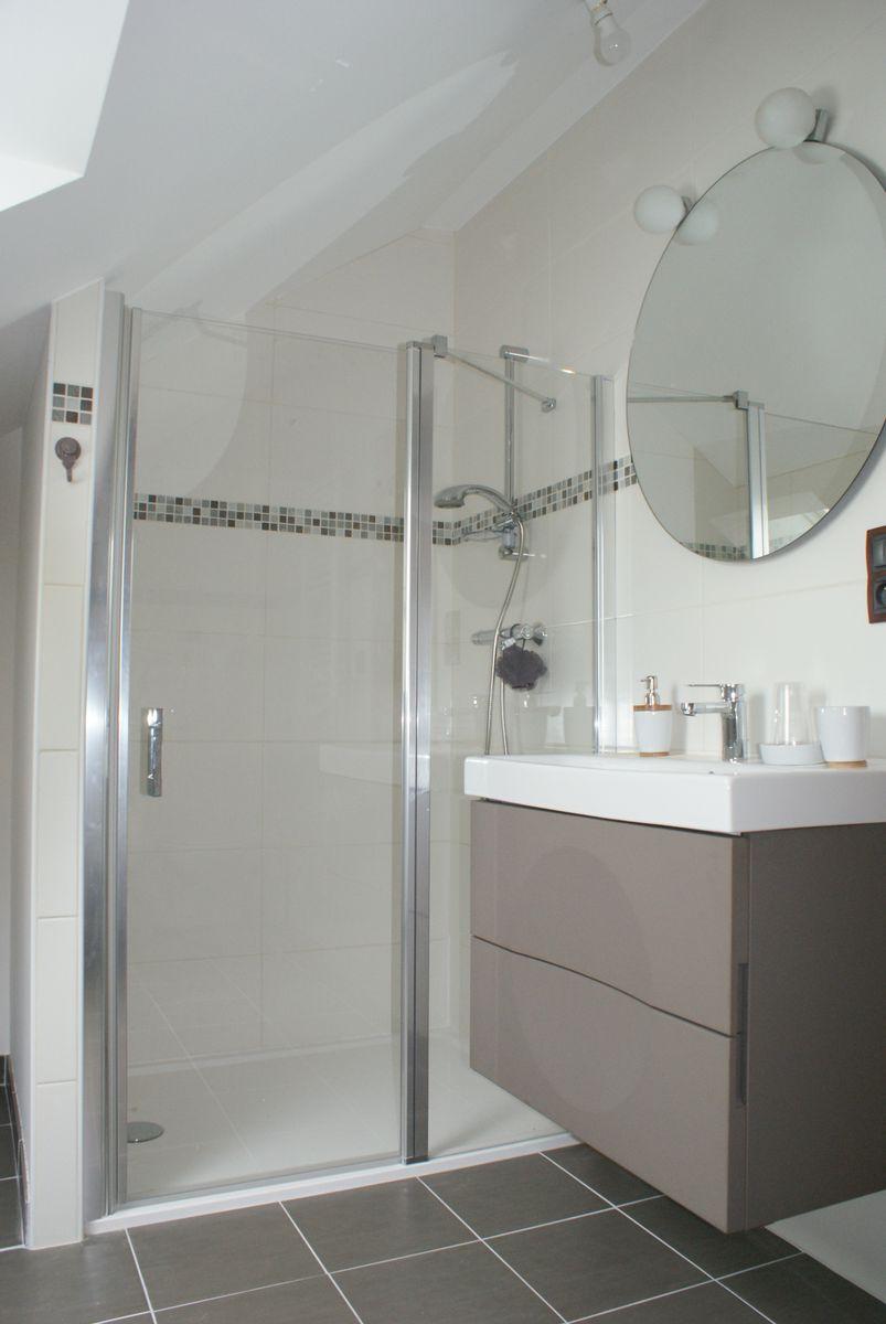 salle de bain grande chambre