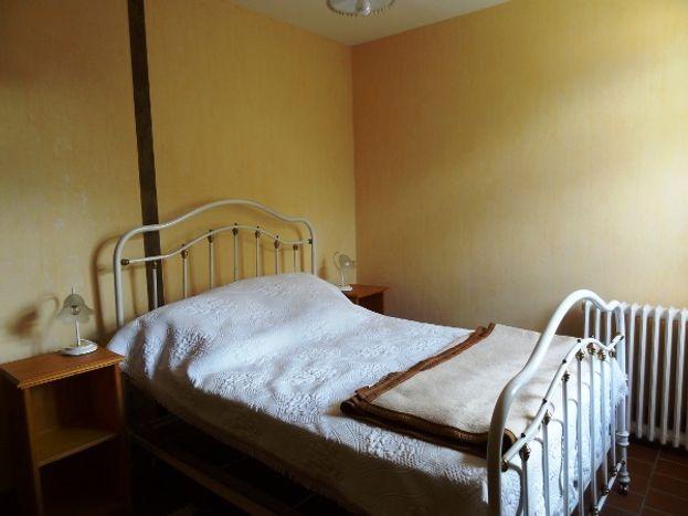 Chambre côté escalier