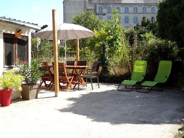terrasse salon de jardin