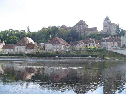 Ville Le Blanc : la Creuse
