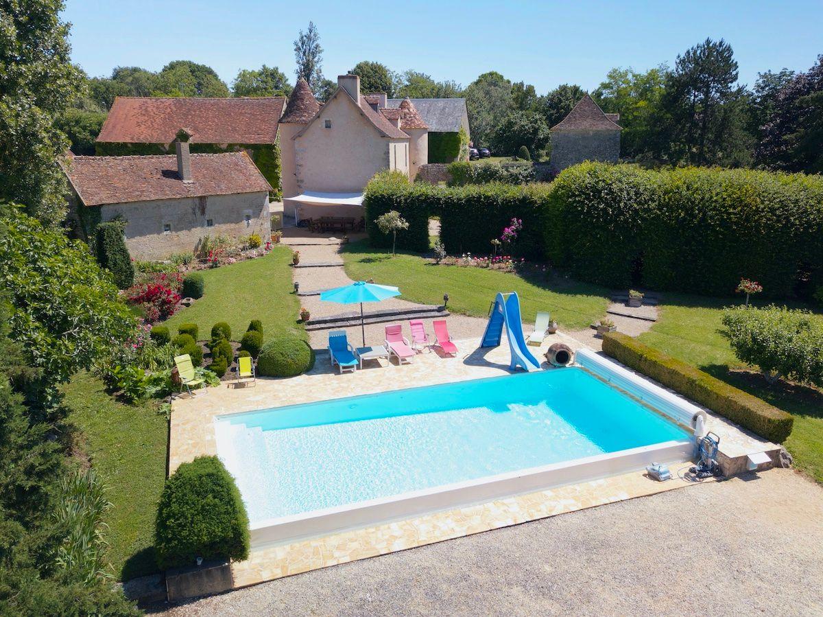 La propriété et votre piscine