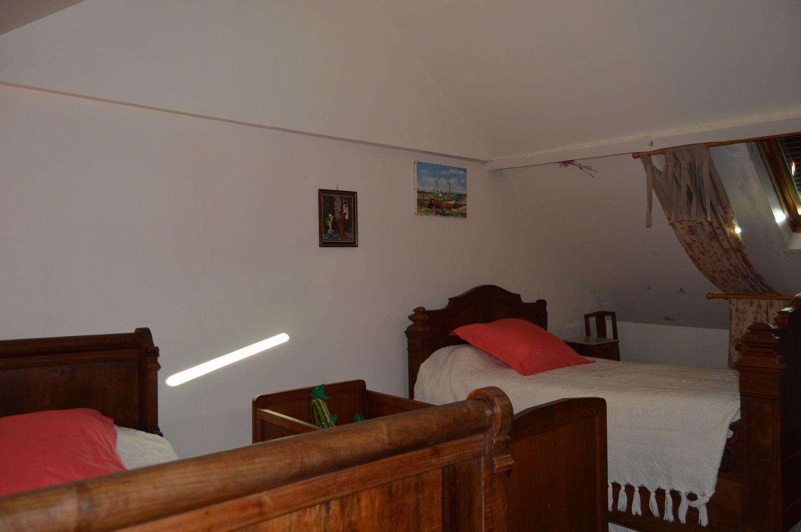 chambre 2 au premier etage