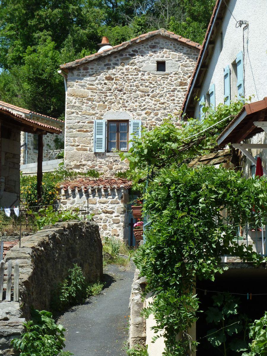 Le village de Jahon