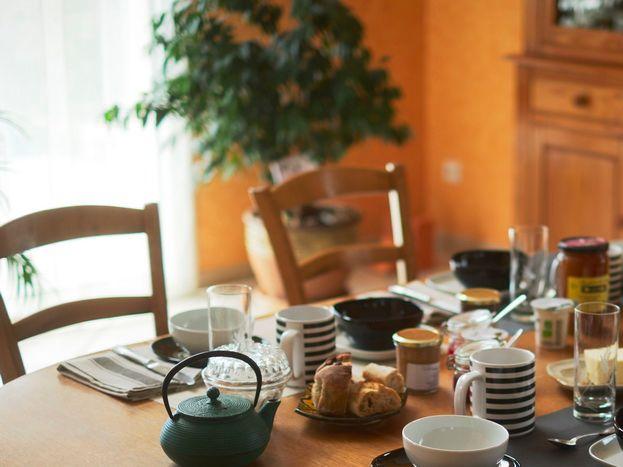 Table d'hôtes Les Ozeilles