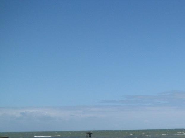La plage du Cormier à La Plaine s/Mer